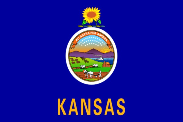 USA State Kansas Business Email List, Sales Leads Database