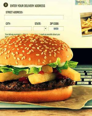 Indian Online Food Ordering Users Email List Database