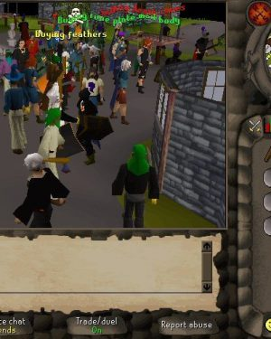RuneScape Players, RuneScape Server Users Email List database